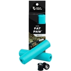 Wolf Tooth Fat Paw Grips - Teal