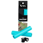 Wolf Tooth Razer Grips - Teal