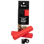 Wolf Tooth Fat Paw Cam Grips - Red