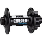 DT Swiss 350 Hybrid Front Hub: 36h, 15 x 110mm Boost, 6-Bolt Disc