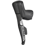 SRAM RED eTap AXS HRD Shift/Brake Lever and Hydraulic Disc Caliper - Left/Front, Post Mount, 950mm Hose, Black/Silver, D1