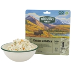 Backpacker's Pantry Outdoorsman Chicken with Rice: 1 Serving