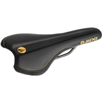 SDG Radar Saddle - Titanium Alloy, Black/Gold