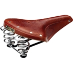 Brooks B67 Saddle Honey