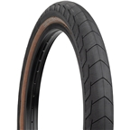 Eclat Decoder Tire - 20 x 2.4, Clincher, Steel, Black/Brown, 120tpi