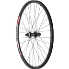 "Quality Wheels Mountain Disc Rear Wheel DT 533d Deore M610 27.5"" 12mm x 142mm Black"