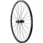 Quality Wheels Rear Wheel Road Disc 700c 12mm 142mm 11-Speed Shimano 105 Centerlock / DT R500 db All Black