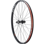 "Quality Wheels Rear Wheel Mountain Disc Centerlock 27.5"" Shimano QR x 141mm / WTB ST Light i29 / DT All Black Boost"