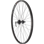 "Quality Wheels Mountain Disc Front Wheel 27.5"" 32h 100mm QR SRAM 406 6-bolt / WTB ST i23 Tubeless Black"