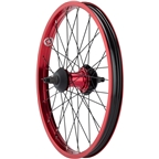 Salt Everest Freecoaster Rear Wheel 20 Right Side Drive 9t Driver 14mm Axle Red