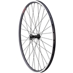 Quality Wheels Front Wheel Road Rim 650c 100mm Shimano 105 5800