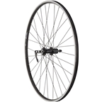 Quality Wheels Road Rim Brake Rear Wheel 700c QR Formula 130mm/ WTB DX17