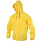 O2 Rainwear Hooded Jackets