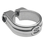 Surly Stainless Seatpost Clamp - Silver