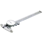 KBC Metric Dial Calipers 6""