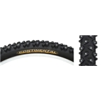 "Continental Spike Claw 26 x 2.1"" Black Tire with 240 Studs"