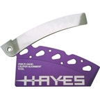 Hayes Brake Pad & Rotor Alignment Tool