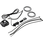 Sigma Computer Mount and Wired Speed Sensor Kit for models using a CR2450 battery