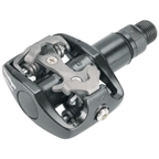 Wellgo WPD-823 Clipless Mountain Pedals, Black