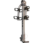 Kuat Beta 2-Bike Mast Hitch Rack: Black Chrome