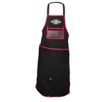 Finish Line Shop Apron Black