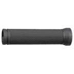 Velo Diamond Flangless Grip Black 128mm VLG-408