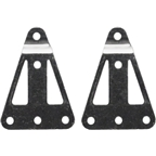 Surly Front Rack Offset Plate, Pair