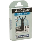 Michelin Aircomp Ultra Light 700 x 18-23 Presta Tubes