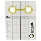 Ergon Cleat Fitting Tool  Measurement Tools