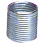 """Unior Left Replacement Threaded Insert, Silver 9/16"""""""