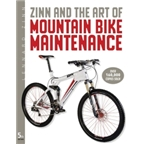 Velo Press Zinn and the Art of Mountain Bike Repair/Maintenance Guide: 5th Edition
