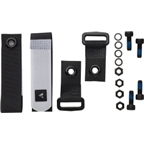 Profile Rear Mount Carbon Storage Strap Kit for Water Bottle Cage