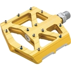 VP Components All Purpose Urban/XC/City VP-001 Pedal: Gold