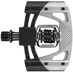 Crank Brothers Mallet 2 Black/Silver Pedals