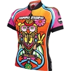 World Jerseys Hippy Chick Cycling Jersey