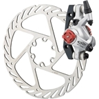 Avid BB7 Road Disc Brake Caliper & 160mm G2 Rotor Platinum Front or Rear
