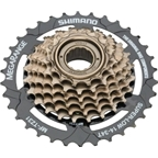 Shimano 7 Speed Megarange Freewheel, 14-34
