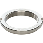 All-City Track Lockring  Mirror Polish Stainless
