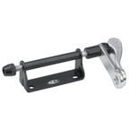 Delta Bike Hitch Truck Rail Fork Mount: Standard 9.0mm