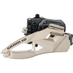SRAM X.0 2x10 31.8/34.9mm Low Clamp Top Pull Front Derailleur