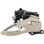 SRAM X.0 2x10 Low Direct Mount S3 39T Top Pull Front Derailleur