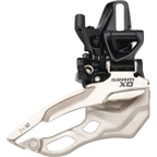 SRAM X.0 3x10 High Direct Mount Dual Pull Front Derailleur