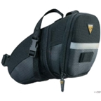 Topeak Aero Wedge Seat Bag with Strap: LG