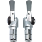 Shimano SL-BS77 9-Speed Double/Triple Bar End Shift Levers
