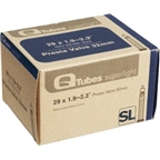 "Q-Tubes 29 x 1.9-2.3"" Superlight Presta Valve Tube"