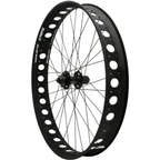 "Surly Fat Bike Rear Wheel 26"" Shimano XT Disc / Rolling Darryl 17.5mm offset"
