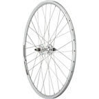Quality Wheels Track Rear Wheel 700c Formula Cartridge Fixed/Free / Alex DA22 Silver
