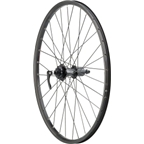 "Quality Wheels Rear  26"" SRAM 406, 32h 6-bolt, Sun SR25"