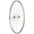 "Quality Wheels Value Series 1 26"" Formula 32h, Alex Y2000 Silver"