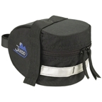 Jandd Mountain Wedge 1 Seat Bag: Black